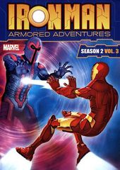 Iron Man: Armored Adventures - Season 2 - Volume 3