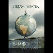 Dream Theater - Chaos In Motion (2-DVD)