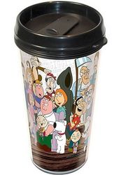 Family Guy - Cast - 16 oz. Travel Mug