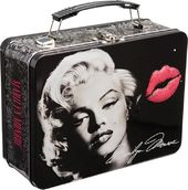 Marilyn Monroe - Red Lips - Tin Tote