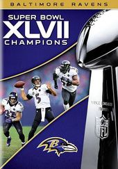 Football - Baltimore Ravens: Super Bowl XLVII