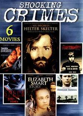 Shocking Crimes - 6 Movies (2-DVD)