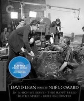 David Lean Directs Noel Coward (Blu-ray)