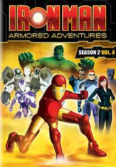 Iron Man: Armored Adventures - Season 2 - Volume 4