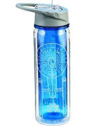 Star Trek - U.S.S Enterprise - Water Bottle