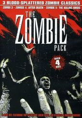 The Zombie Pack: Zombie 3 / Zombie 4: After Death