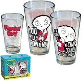 Family Guy - 2-Piece Collector's Series Pint