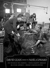 David Lean Directs Noel Coward (4-DVD)
