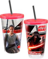 Star Wars - The Force Awakens 18 oz. Acrylic