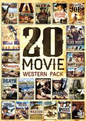 20-Movie Western Pack (5-DVD)