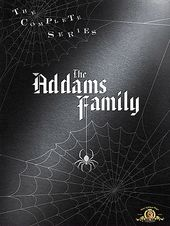 The Addams Family - Complete Series (9-DVD)