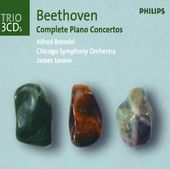 Beethoven: Complete Piano Concertos (Alfred