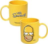 The Simpsons - Homer Face Embossed 20 oz. Ceramic