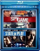 Spy Game / State of Play (Blu-ray)