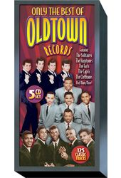 Only The Best of Old Town Records (5-CD)