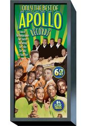 Only The Best of Apollo Records (6-CD)