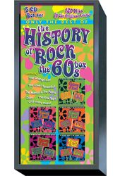 Only the Best of the History of Rock - The 60s