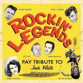 Rockin' Legends Pay Tribute To Jack White (180GV)