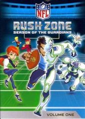 NFL Rush Zone - Season of the Guardians, Volume 1
