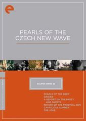 Pearls of the Czech New Wave (4-DVD)