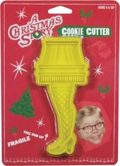 A Christmas Story - Plastic Leg Lamp Cookie Cutter