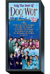 Only The Best of Doo Wop Is For Dancing (5-CD)