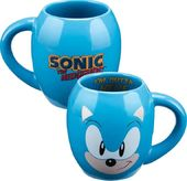 Sonic the Hedgehog - 18 oz. Ceramic Oval Mug