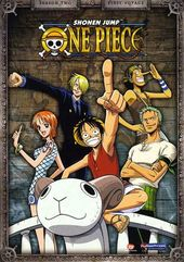 One Piece - Season 2, 1st Voyage (2-DVD)