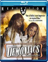 The Demoniacs (Blu-ray, Extended Edition)