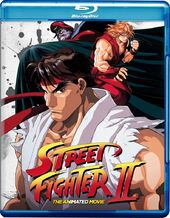 Street Fighter II: The Animated Movie (Blu-ray)