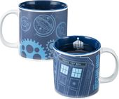 Doctor Who - 20 oz. Heat Reactive Ceramic Mug