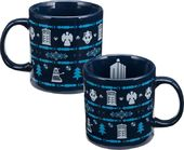 Doctor Who - Ugly Sweater 20 oz. Ceramic Mug