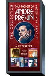 Only The Best of Andre Previn (5-CD)