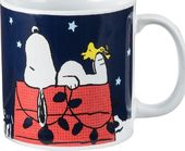Peanuts - Holiday 20 oz. Heat Reactive Ceramic Mug