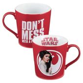 Star Wars - Princess Leia 12 oz. Ceramic Mug
