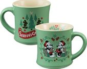 Disney - Mickey & Minnie Mouse - Holiday 12 oz.