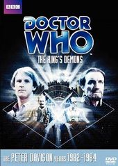 Doctor Who - #128: King's Demons