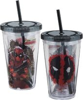 Marvel Comics - Deadpool - 18 oz. Acrylic Cup