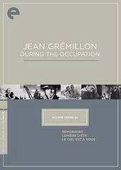 Jean Gremillon During the Occupation (3-DVD)