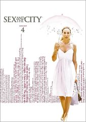 Sex and the City - Complete 4th Season (3-DVD)
