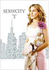 Sex and the City - Complete 3rd Season (3-DVD)