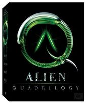 Alien Quadrilogy (9-DVD)