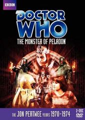 Doctor Who - #073: The Monster of Peladon