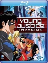 Young Justice - Invasion (Blu-ray)