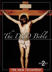 The DVD Bible - The New Testament (2-DVD)