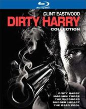 The Dirty Harry Collection (Blu-ray, Collector's