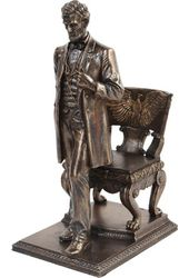 Abraham Lincoln - Bronze Figure