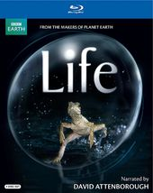 Life (Narrated By David Attenborough) (Blu-ray)