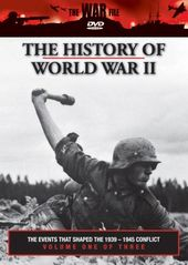 WWII - History of World War II, Volume 1