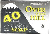 Over The Hill - Soap 40th